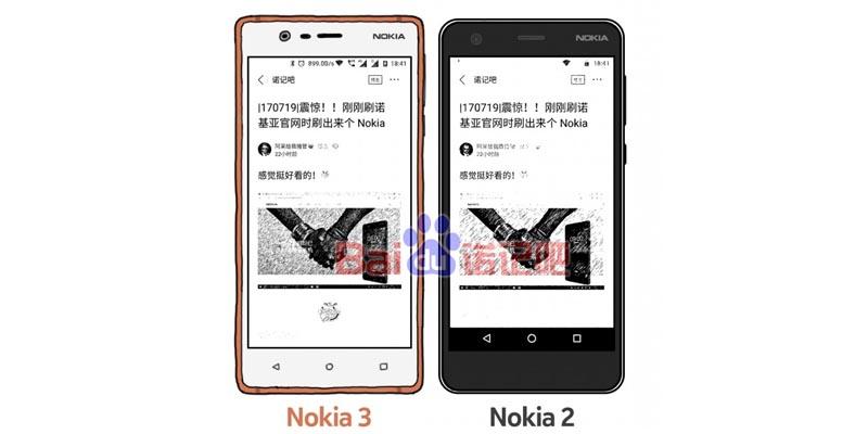 Nokia 2 Leak Render