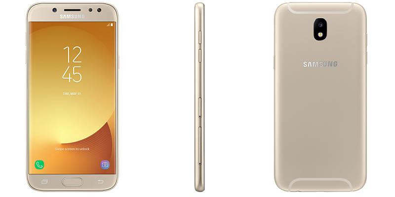 Samsung Galaxy J5 Pro Desain