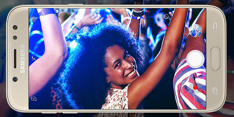 Samsung Galaxy J5 Pro Header