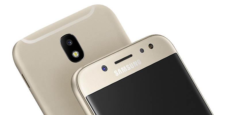 Samsung Galaxy J5 Pro Kamera