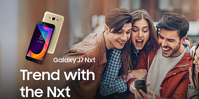 Secretly Samsung Announce Galaxy J7 Nxt