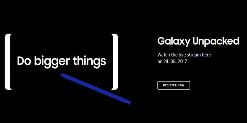 Samsung Galaxy Note 8 Australia 2