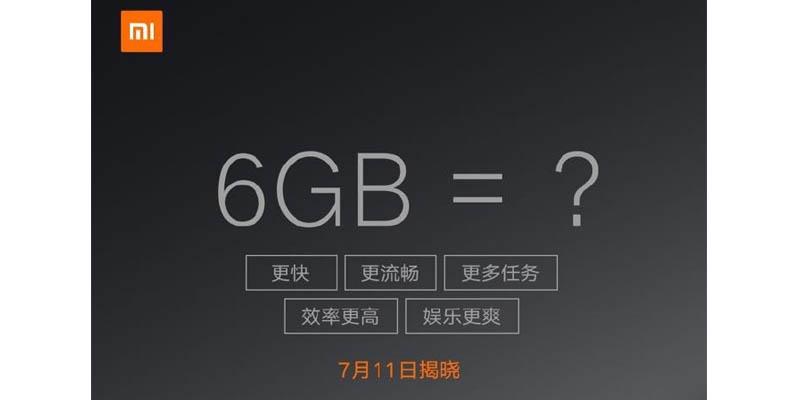 Xiaomi Baru 11 Juli 2017 Poster
