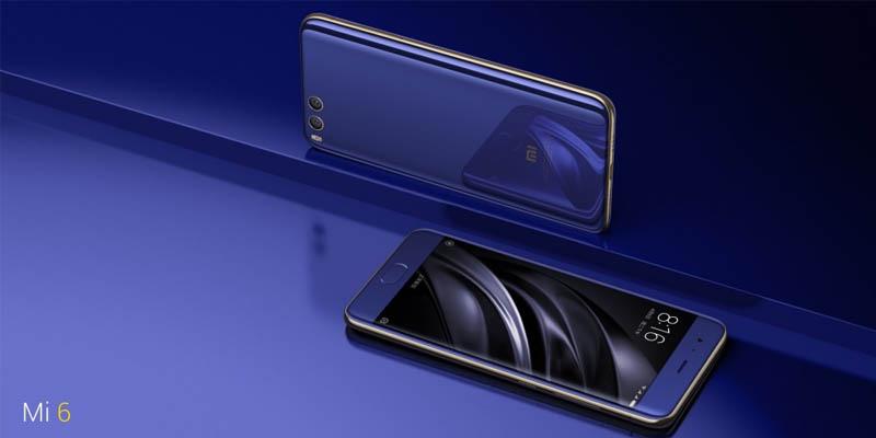 Xiaomi Mi 6 Header