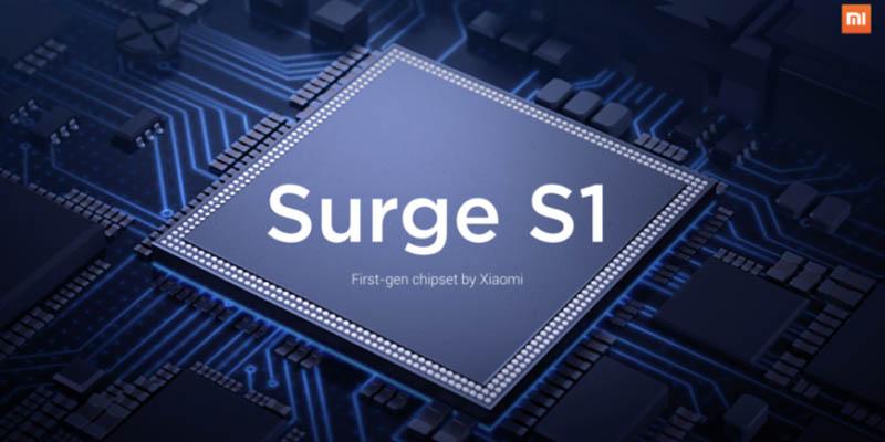 Xiaomi Surge S1 Nokia