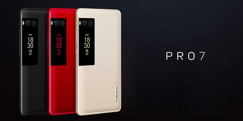 Prices and Specifications Meizu Pro 7