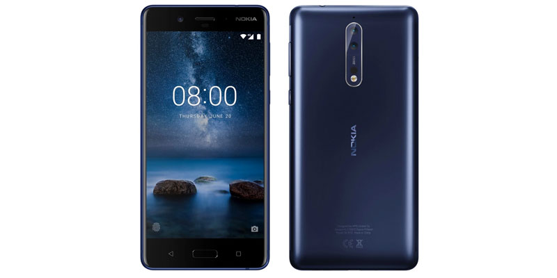 nokia 8 official