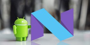Android Nougat Samsung Galaxy C Series 300x150