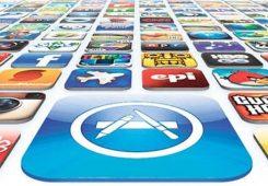 Apps Apple iPhone 245x170