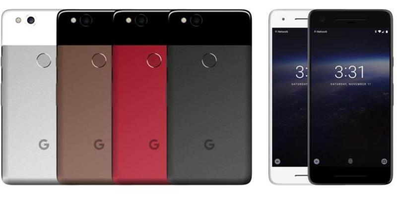 Google Pixel 2 Leak 1