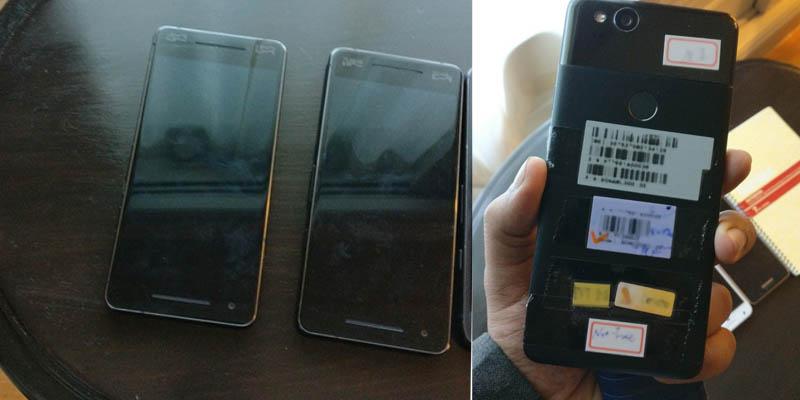 Google Pixel 2 Leak 2
