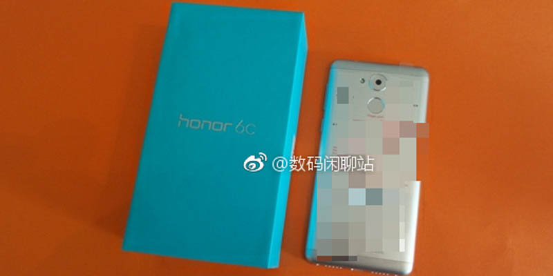 Huawei Honor 6C Back