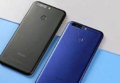 Huawei Honor 7X Dual Camera 245x170