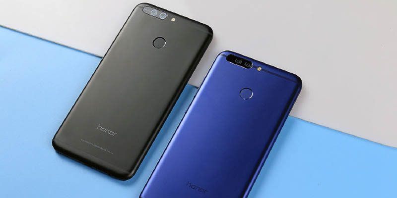 Huawei Honor 7X Dual Camera