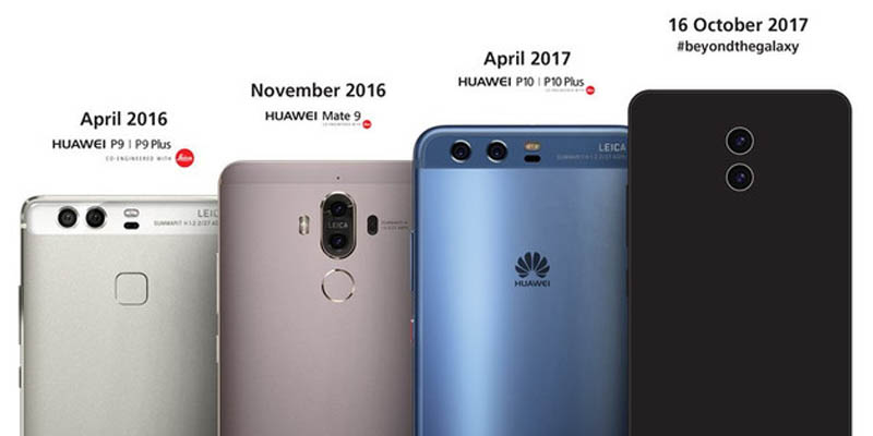 "Huawei Mate 10 with Codename ""Marcel"" Mid-October release?"