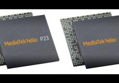 MediaTek Helio P23 dan P30 245x170