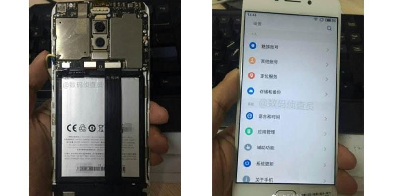 Meizu M6 Note Dual Camera Leak