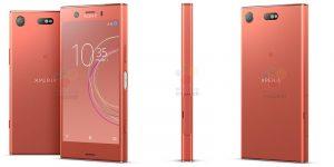 Sony Xperia XZ1 Compact 300x150