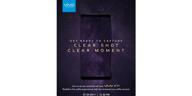 Vivo V7 Plus Poster