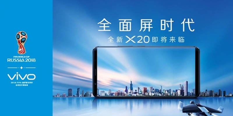 Vivo X20 Black Leak