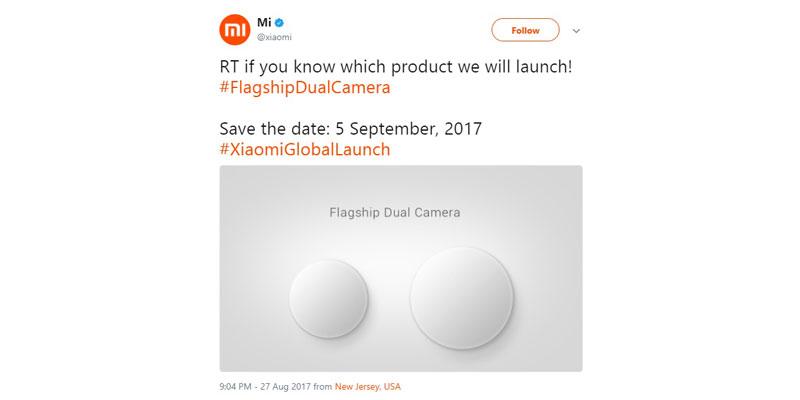 Xiaomi GlobalLaunch 1