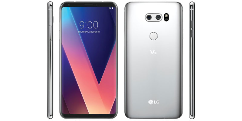 LG V30 Have Features Audio Unprecedented in Smartphone