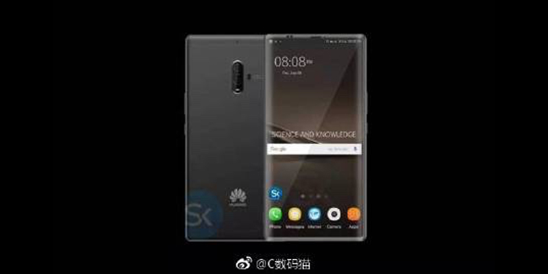 Huawei Mate 10 Pro Will Look Elegant with EntireView Display