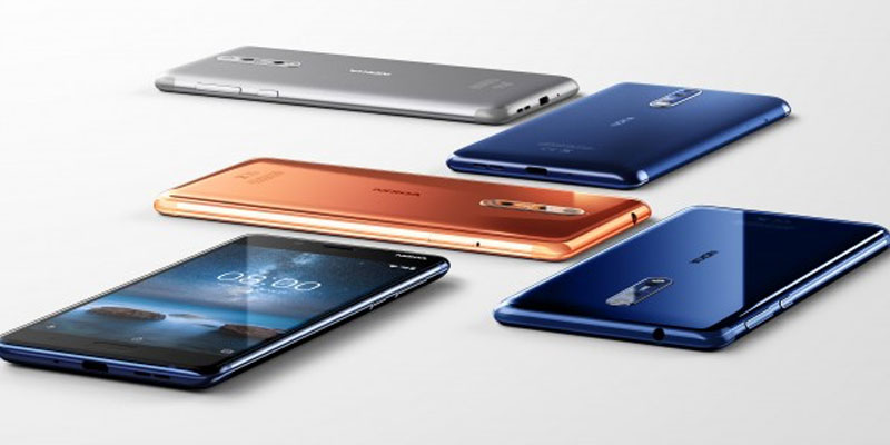 Nokia 8 Finally Officially Released!