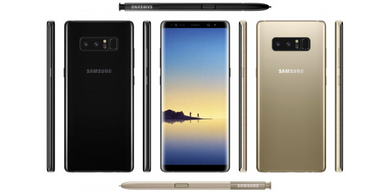 note8 official