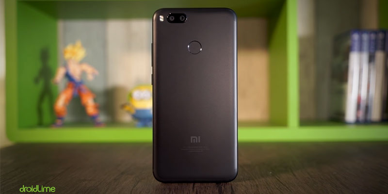 review mi5x droidlime 03