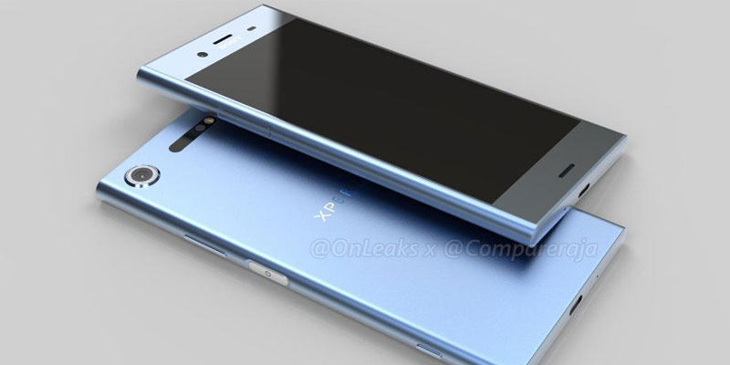 Released soon, Design Sony Xperia XZ1 Seen Not Outstanding