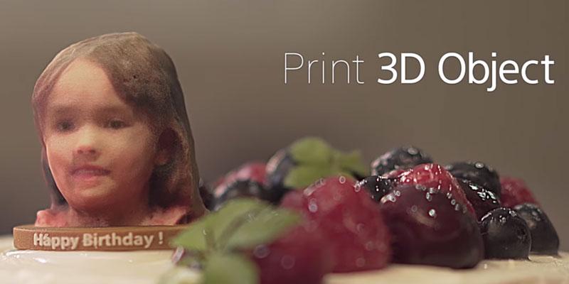 3d creator sony