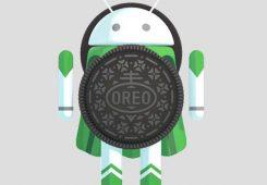 Android Oreo 245x170