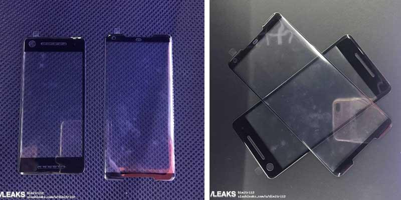 Google Pixel 2 Leak Display