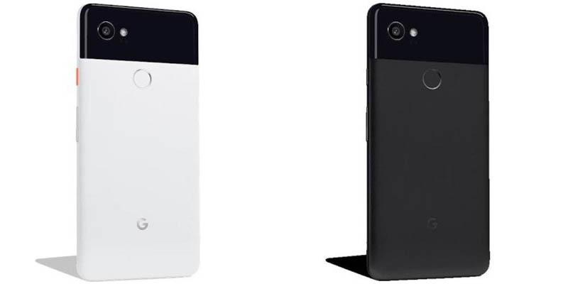 Google Pixel 2 XL Bentuk