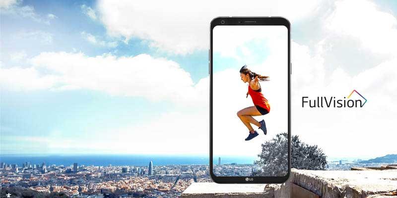 LG Q6 FullVision