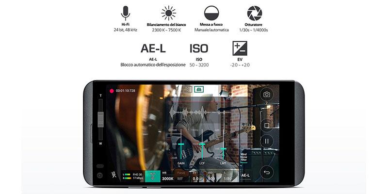LG Q8 image 2