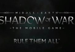 Middle Earth Shadow of War 245x170