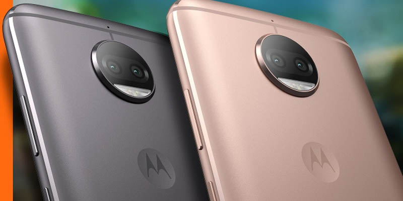 Moto G5S Plus Double