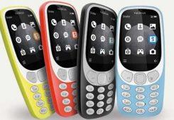 Nokia 3310 3G 245x170