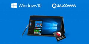 PC ARM Windows 10 Snapdragon 835 300x150