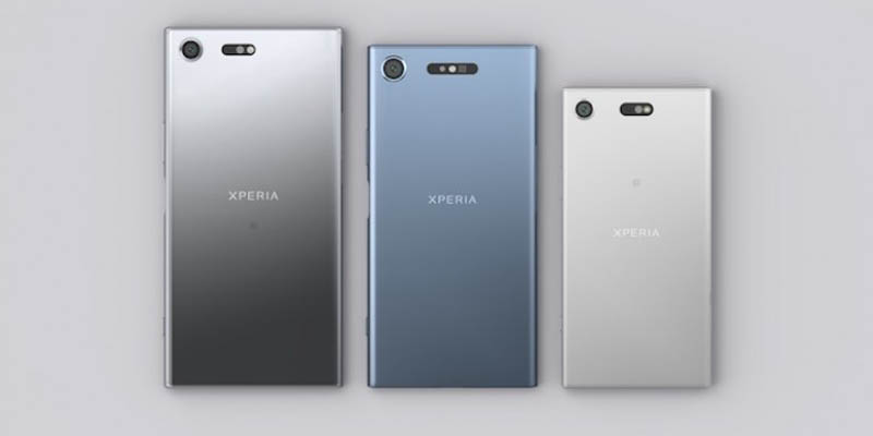 Sony Xperia XZ1 dan XZ1 Compact