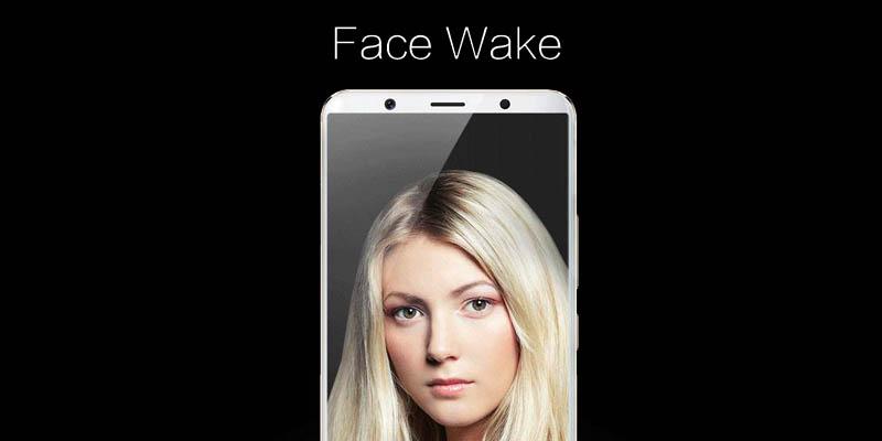 Vivo X20 Face WakeUp
