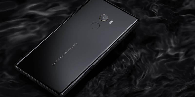 Xiaomi MI MIX 2 Back