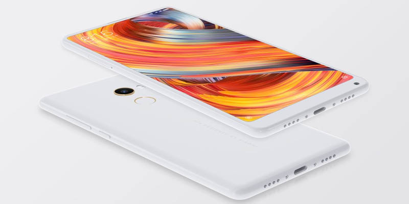 Xiaomi Mi MIX 2 Fix