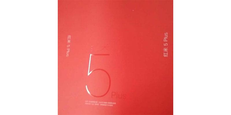 Xiaomi Redmi 5 Series