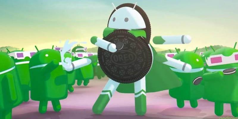 Android 8 Oreo Custom ROM