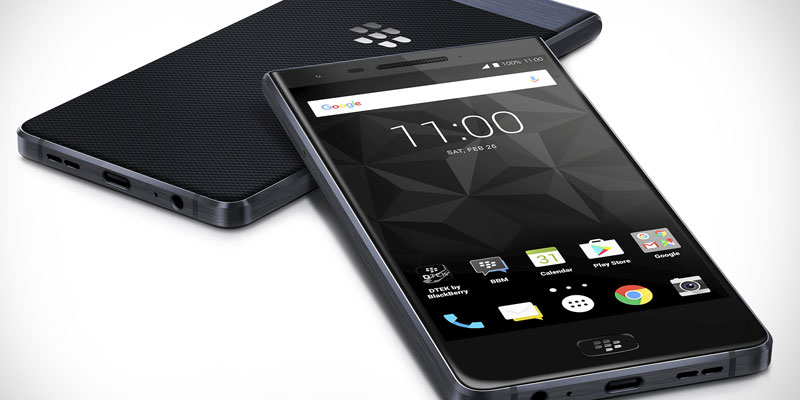 BlackBerry Motion 3