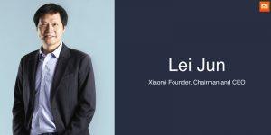 CEO Xiaomi 300x150