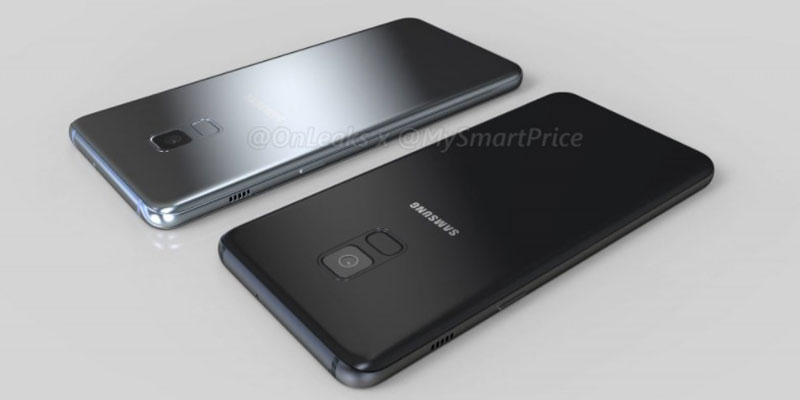 Galaxy A5 2018 dan Galaxy A7 2018
